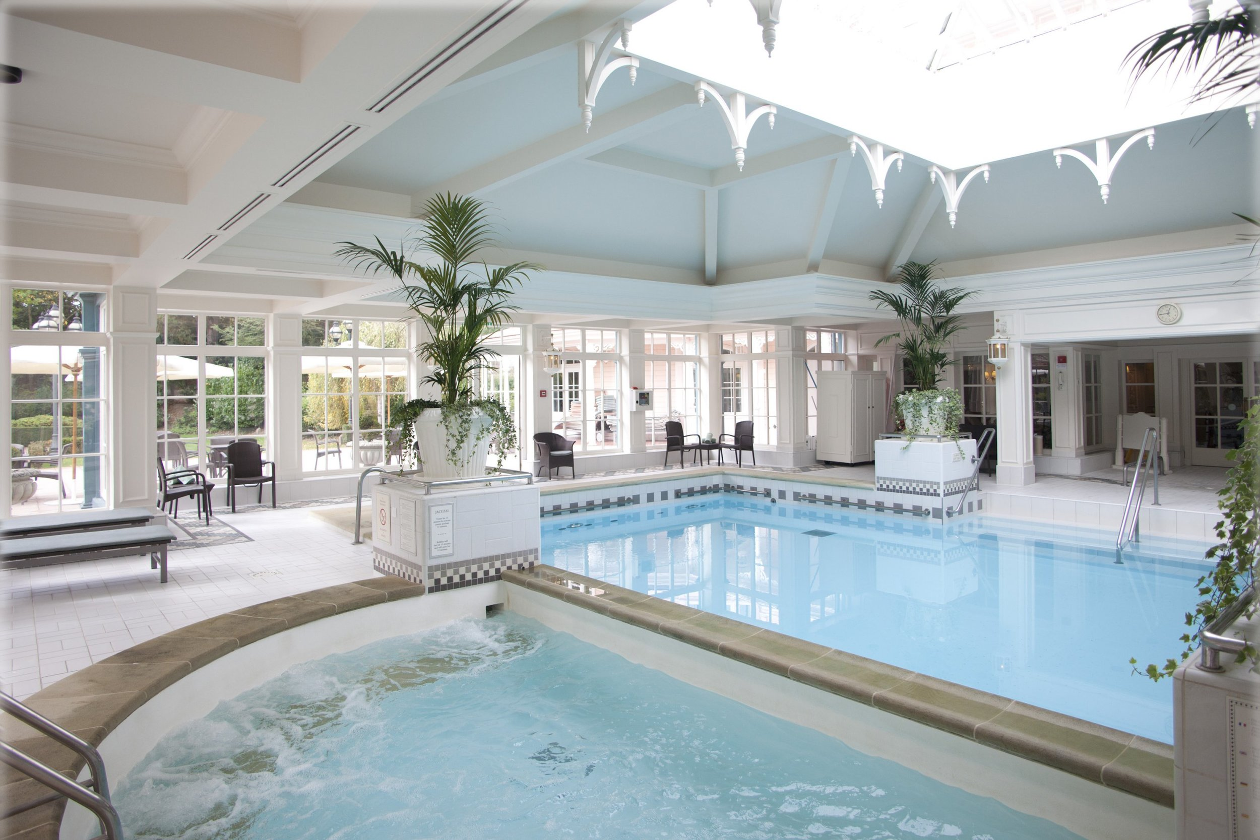 Cheyenne Hotel Disneyland Paris Swimming Pool Sport Inpiration Gallery