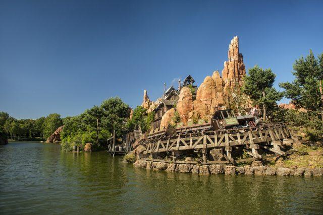 Disneyland® Parks Frontierland