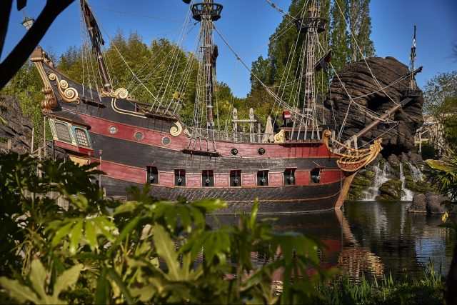Disneyland® Parks Adventureland