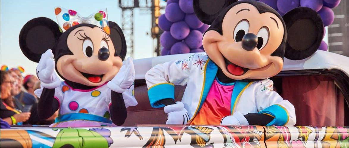 Magical Pride - Mickey and Minnie